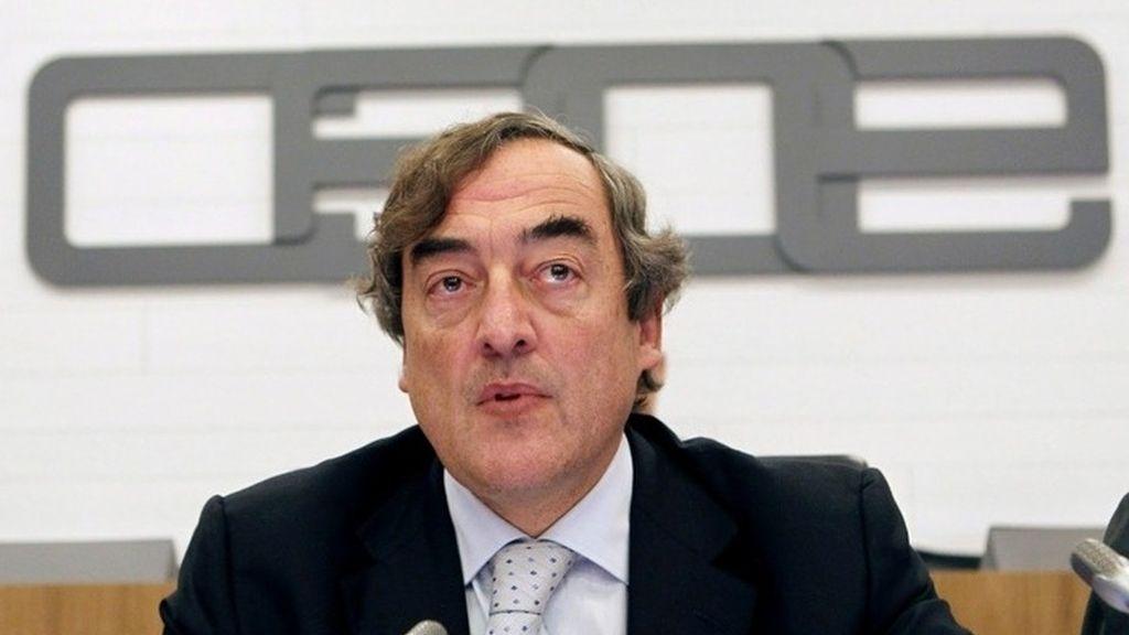 Juan Rosell, CEOE