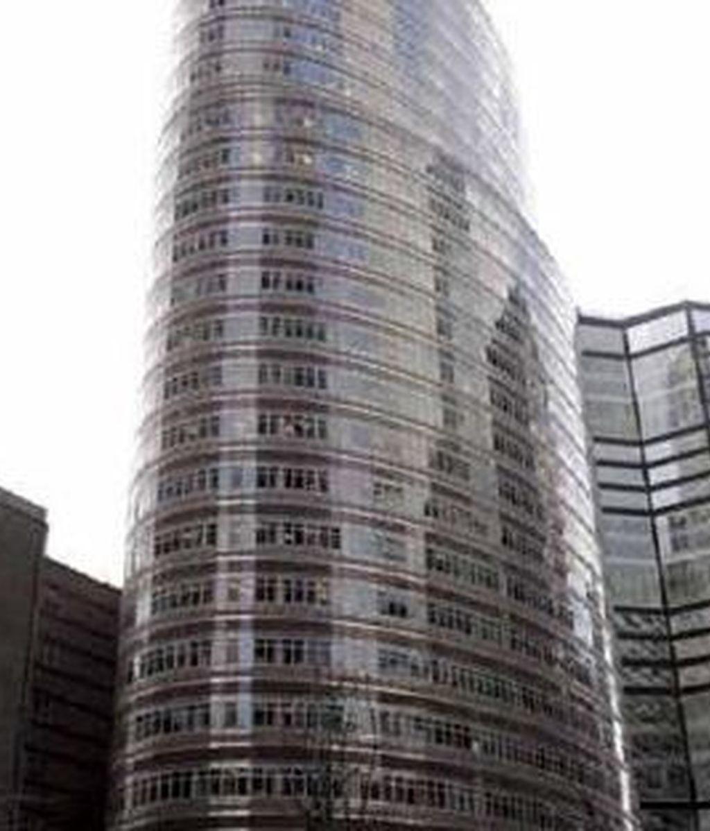Imagen de la sede de la firma  de Madoff en Nueva York. Foto: EFE