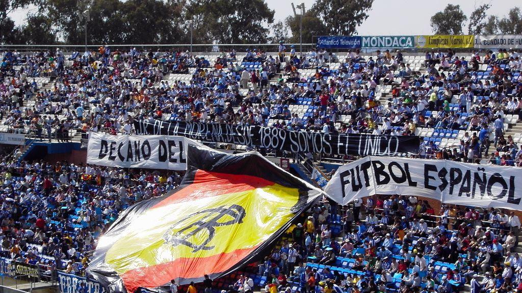 Recreativo de Huelva,Liga,