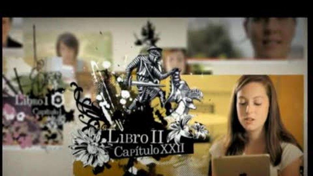 El Quijote en Yotube