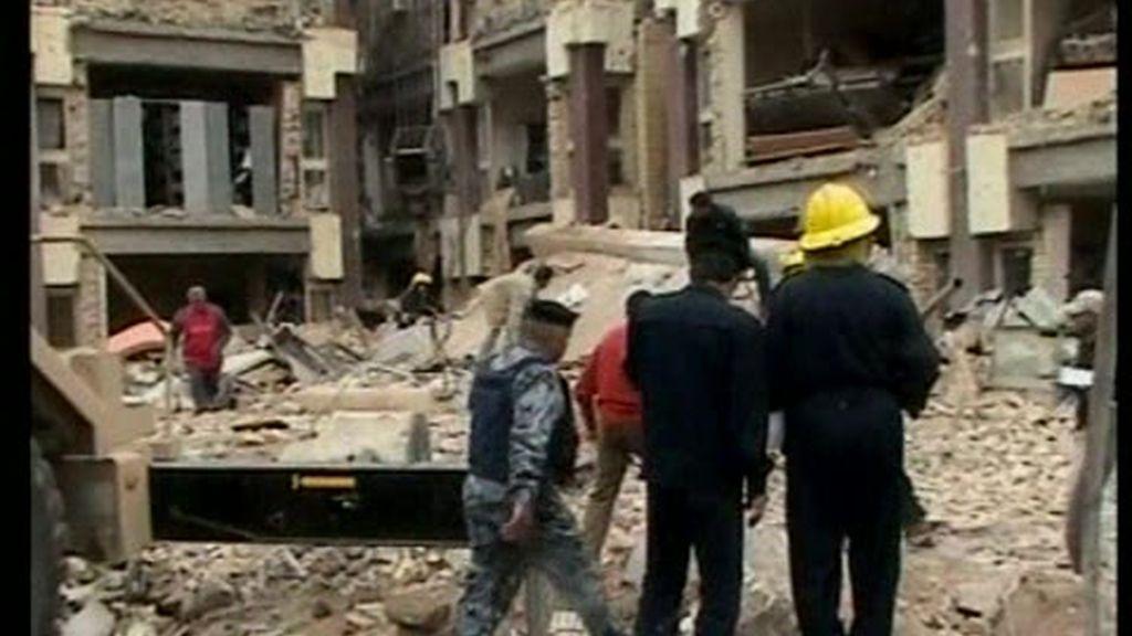 Matanza en Irak