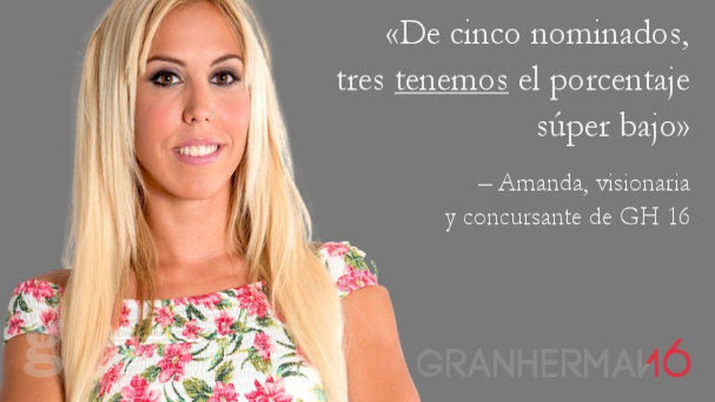Frase: Amanda