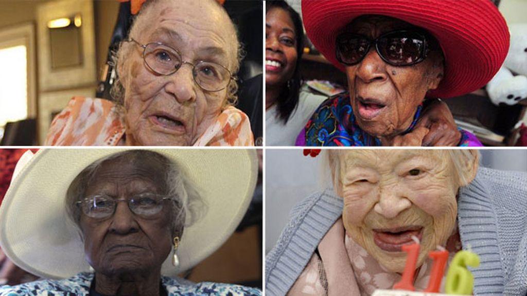Mujeres más ancianas del mundo