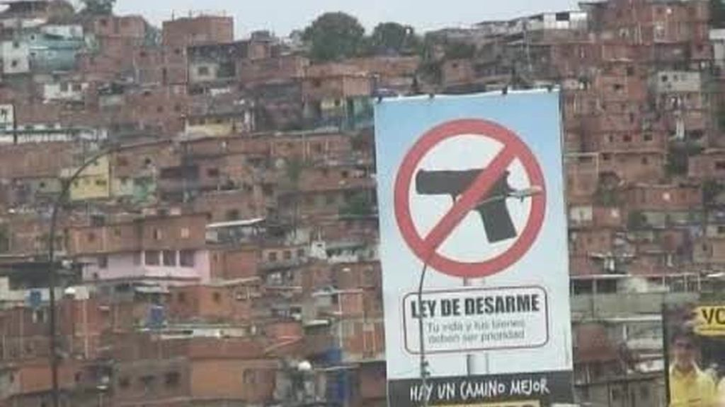 El Barrio del Petare, en Venezuela, nido de violencia