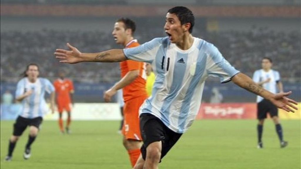 Argentina-Brasil, en semifinales