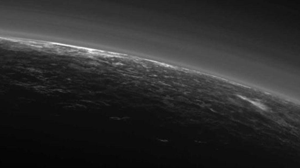Las nubes de Plutón