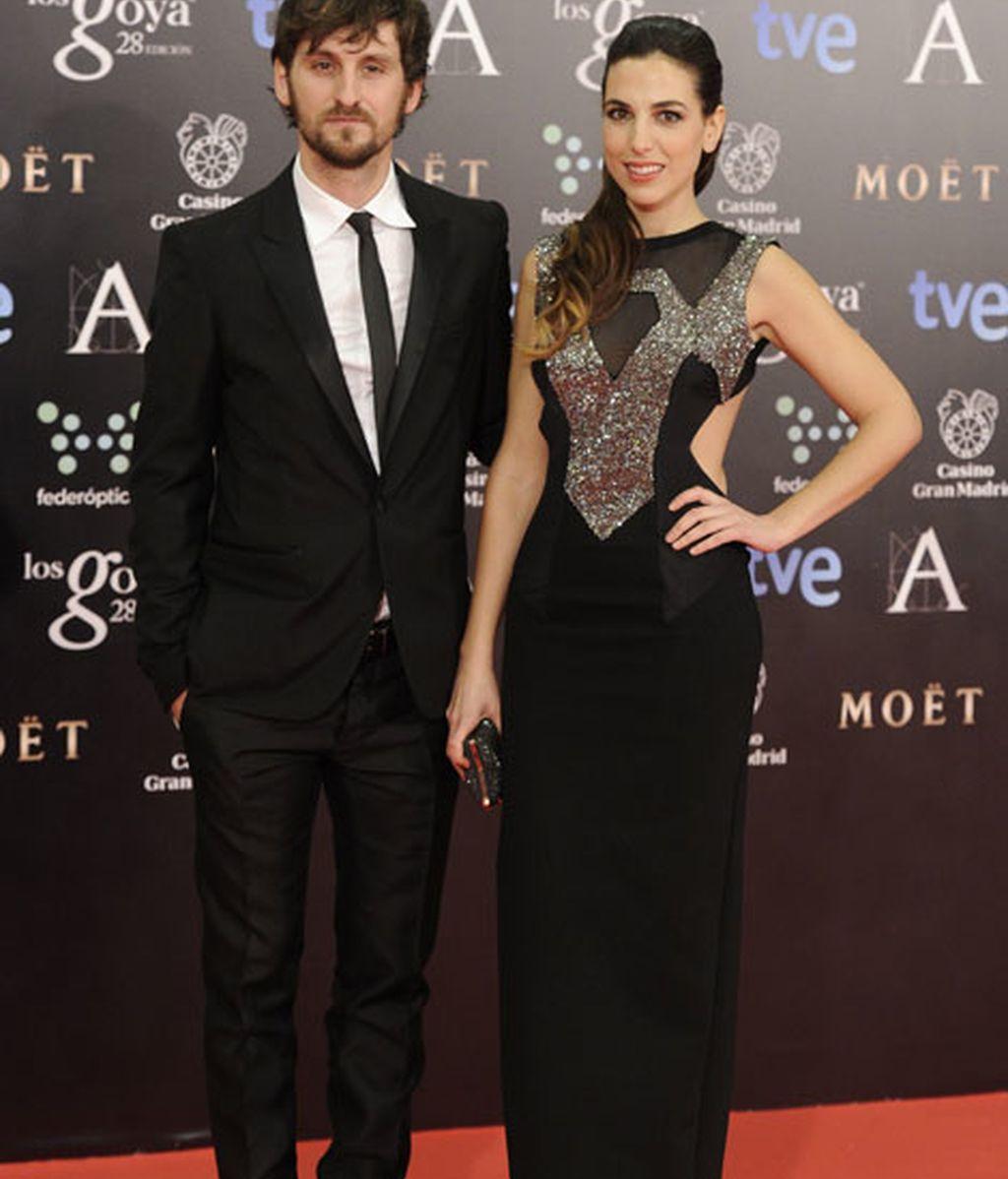 Raúl Arévalo de Just Cavalli y Alicia Rubio