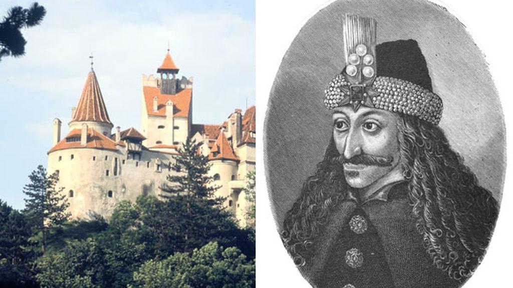 Castillo de Bran, Transilvania. El hogar de 'Drácula'