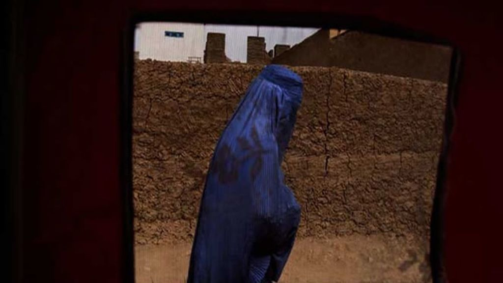 Prenda tradicional afgana