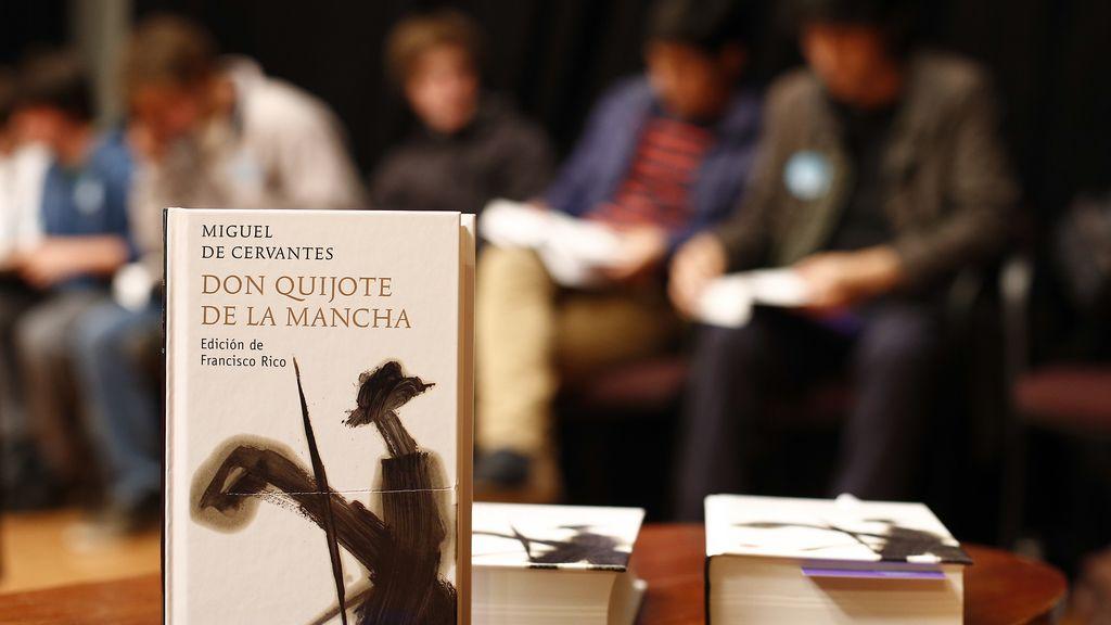 Chile recuerda a Cervantes en el aniversario de su muerte