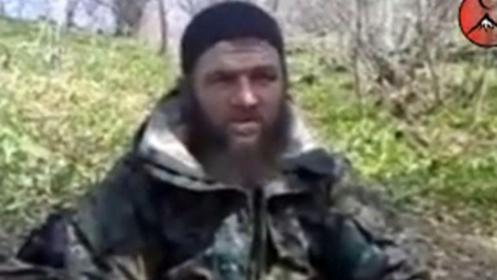 El líder rebelde del Cáucaso Norte Doku Umarov se atribuye los atentados de Moscú