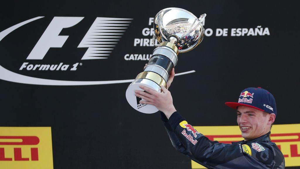 Max Verstappen gana el GP de España