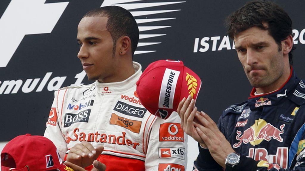 Hamilton gana el GP de Turquía