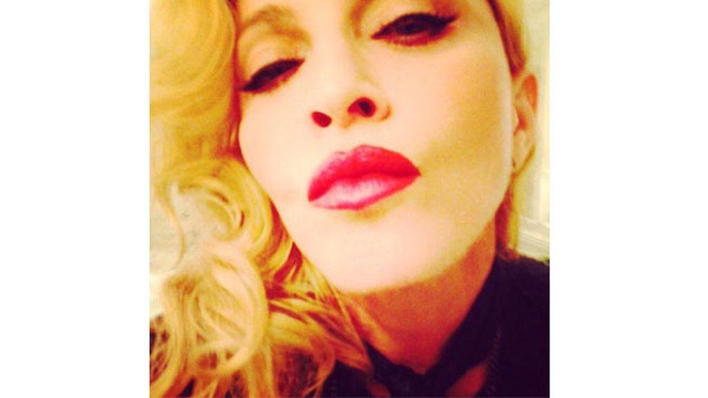Madonna dedica San Valentín a sus fans