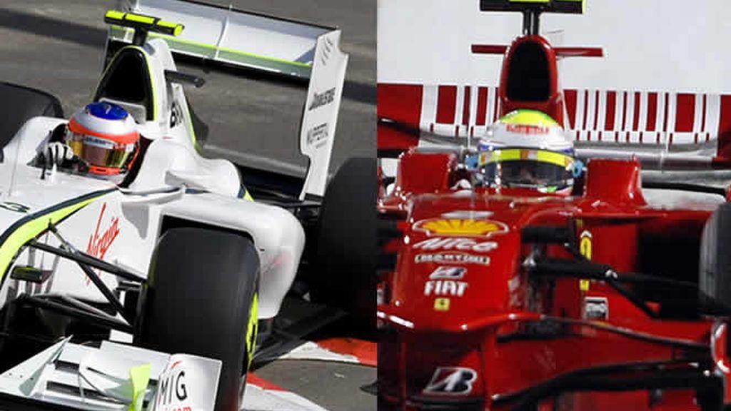 Brawn y Ferrari