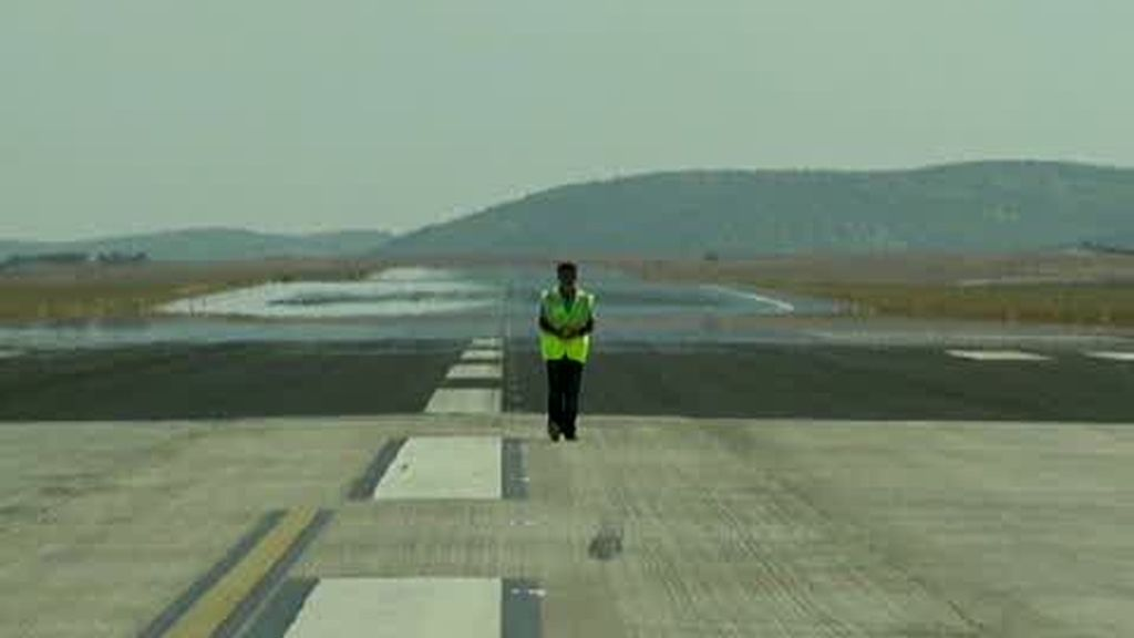 El aeropuerto de Ciudad Real, última inversión de Caja Castilla La Mancha