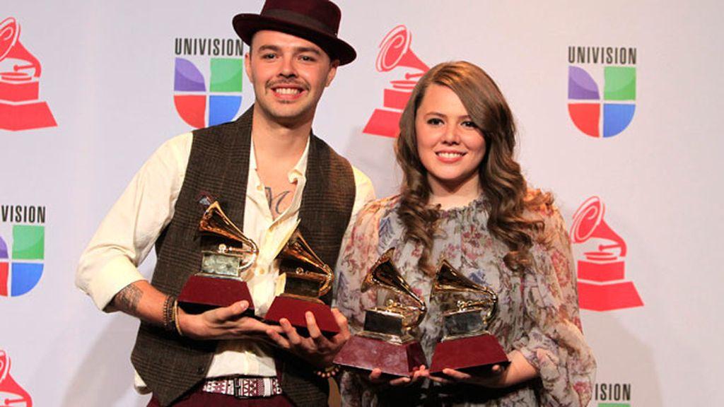 Grammys Latinos 2012: La noche de la música latina