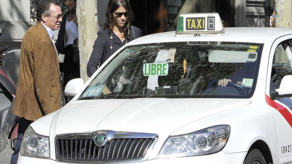 Los taxis madrileños podrán llevar publicidad en el exterior del vehículo desde enero de 2014