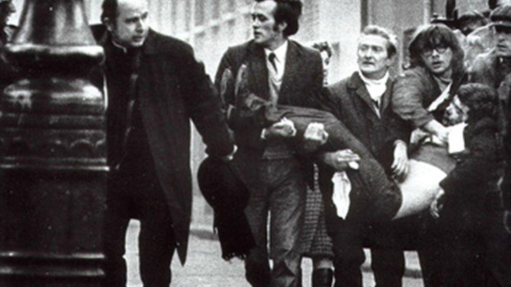 "Cameron califica de ""injustificable"" e ""indefendible"" la matanza del 'Bloody Sunday'"