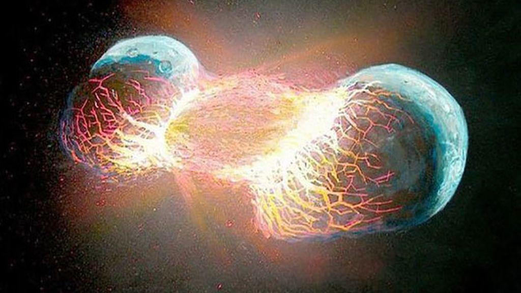 Los científicos revelan que la Tierra está compuesta de dos planetas