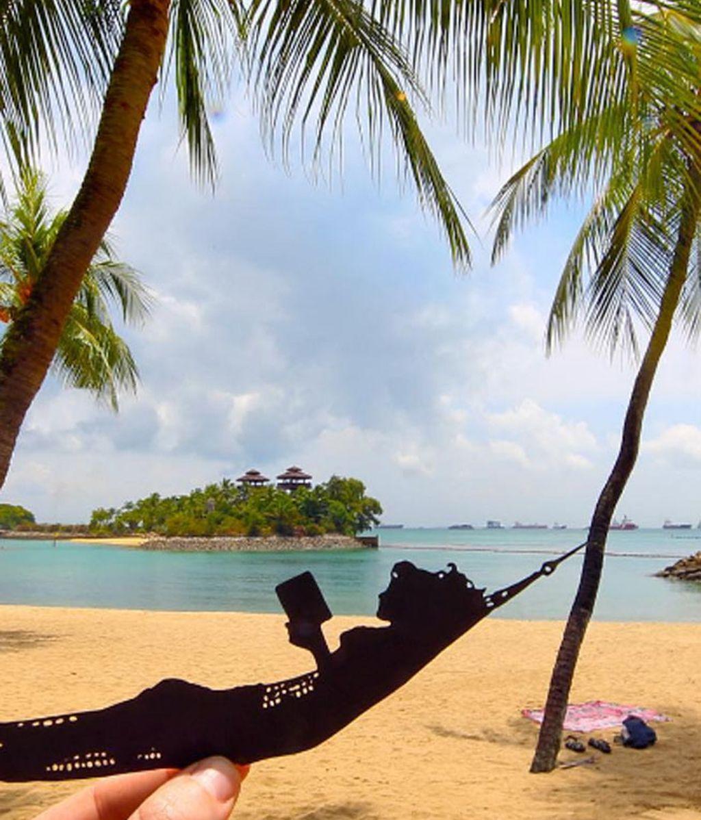 Las playas de Malasia, ideales para el descanso