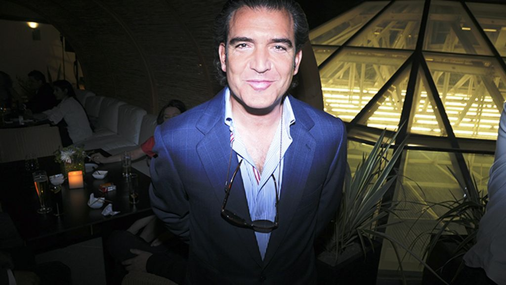 Figo, Feliciano, Úrsula... colección de guap@s en exclusiva en la fiesta de Hugo Boss