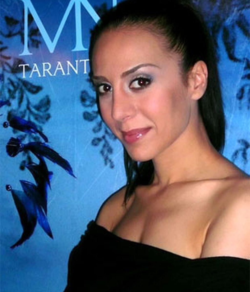 Mónica Naranjo, de promoción