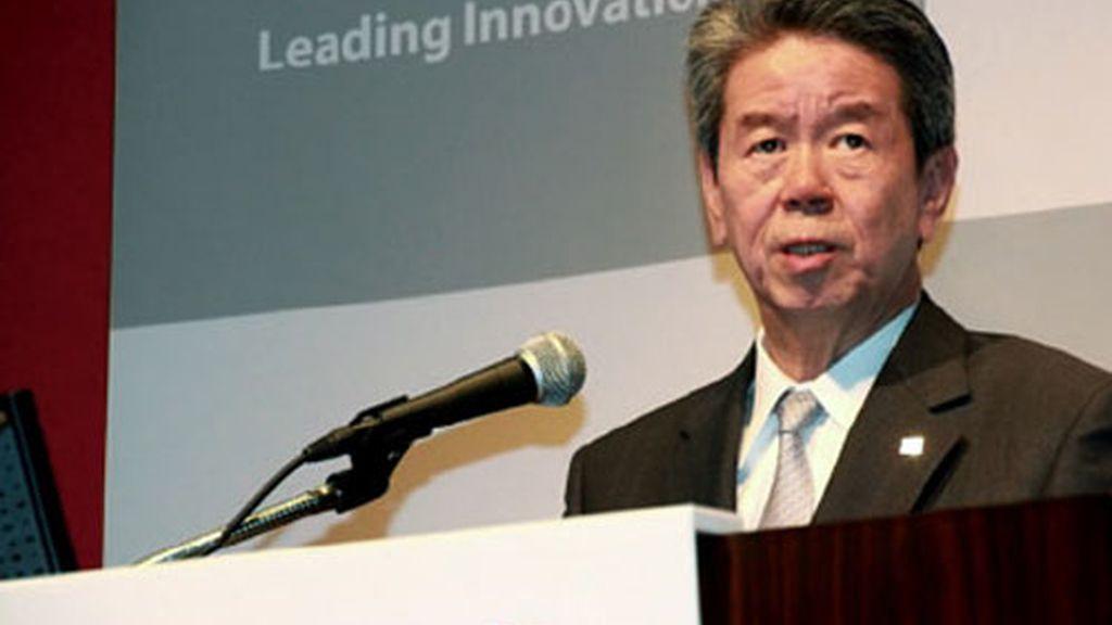 Hisao Tanaka,Toshiba