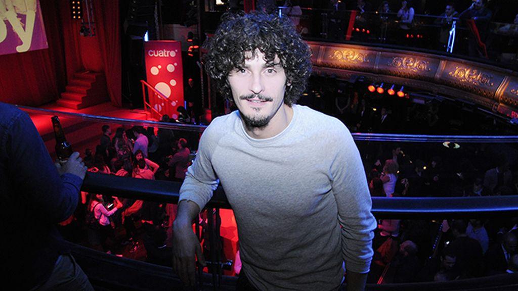 """Antonio Pagudo nos confesó estar muy a favor de esta cantera de nuevos talentos que es """"Dreamland"""""""