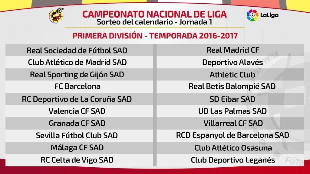 La Liga,Real Madrid,Barça