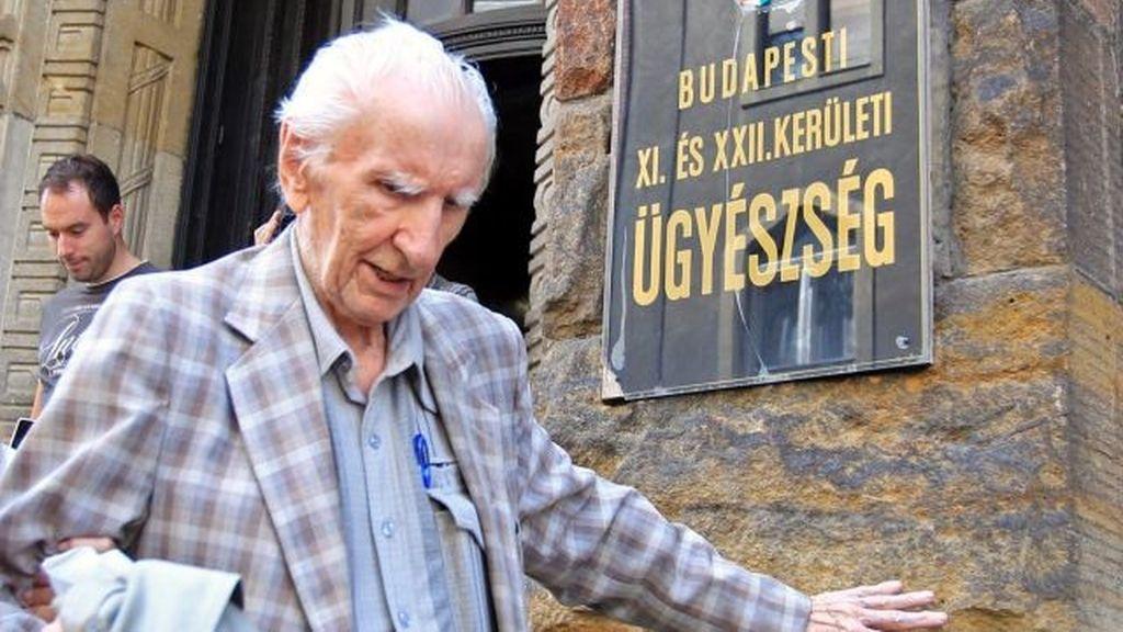 Laszlo Csatary, criminal de guerra nazi