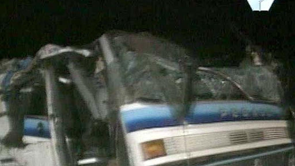 El accidente de 'Bus Express'