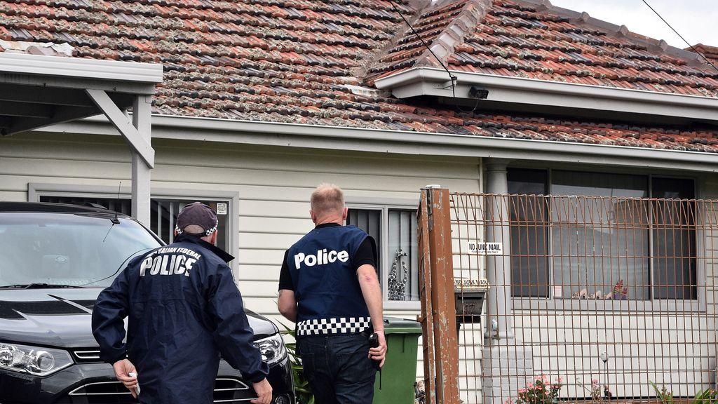 Policia australiana