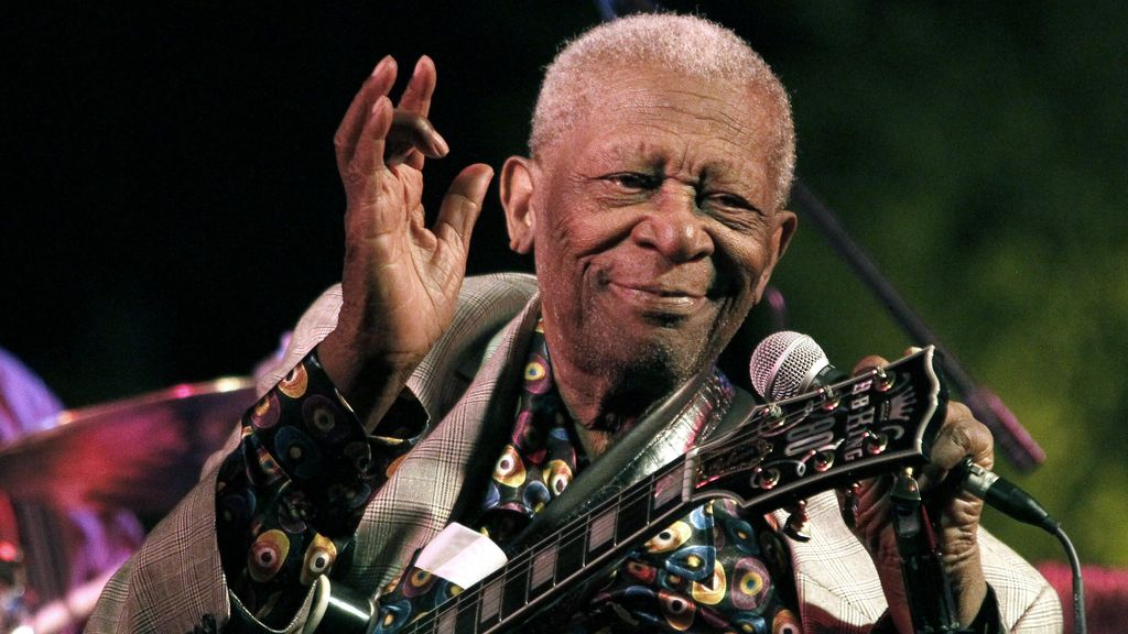 Fallece BB King