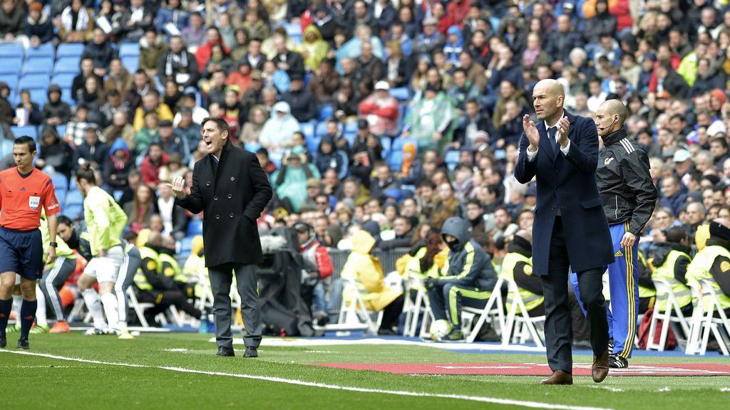 """Zidane: """"A partir del gol las cosas fueron más fáciles, pero algo hemos dicho al descanso"""""""