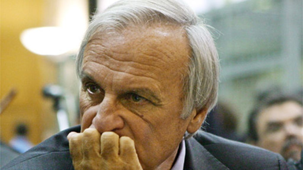 Calisto Tanzi, ex propietario de Parmalat