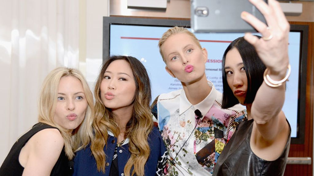 10 trucos para hacerte un selfie