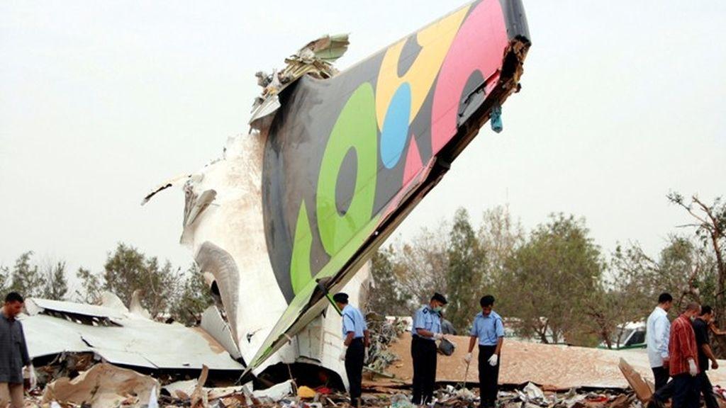 Accidente en Libia