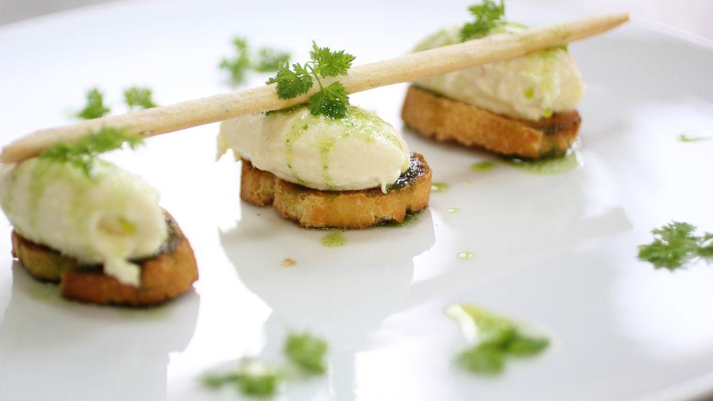 Brandada de bacalao de Robin Food