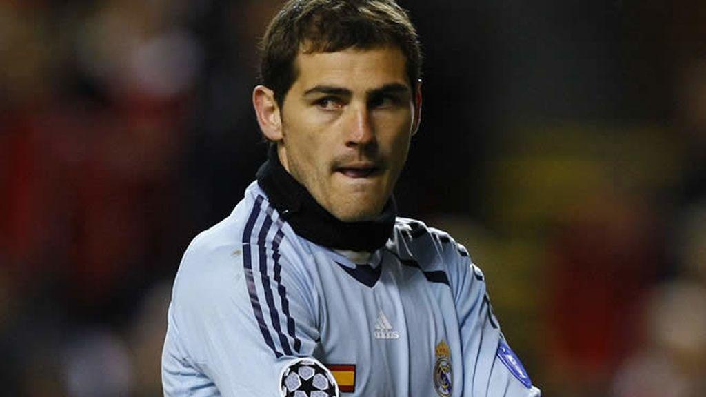 Iker Casillas, uno de los máximos estandartes del madridismo