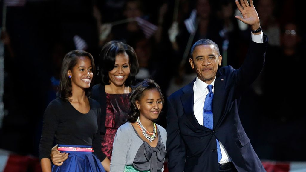 El discurso de la victoria de Barack Obama