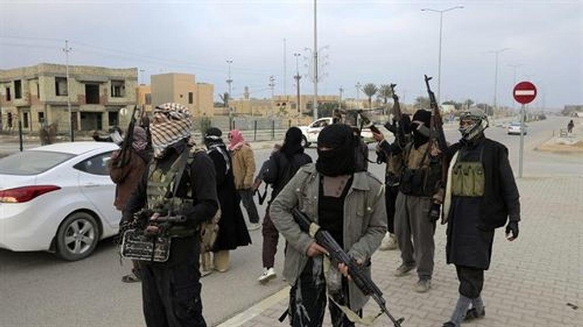 El Ejército iraquí ha ejecutado una ofensiva aérea sobre Ramadi