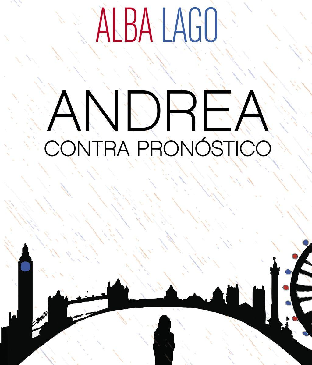 Andrea contra pronóstico de Alba Lago