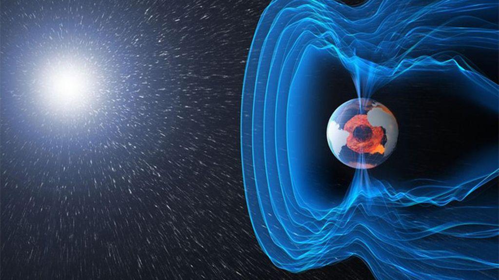 El campo magnético de la Tierra se prepara para la inversión