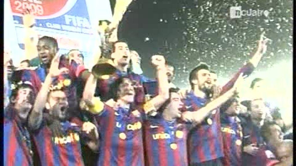 ¿Es el Barcelona el mejor equipo de la historia?