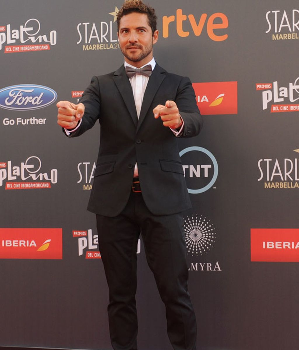 El cantante David Bisbal, entre rumores de ruptura con Eugenia, la 'China, Suárez