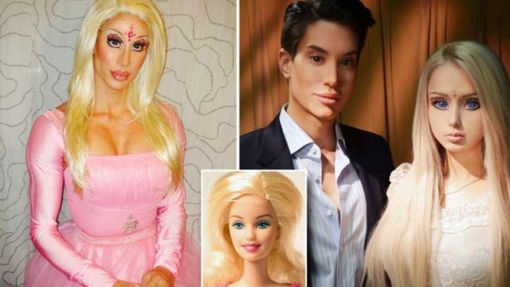 Ken ahora es Barbie