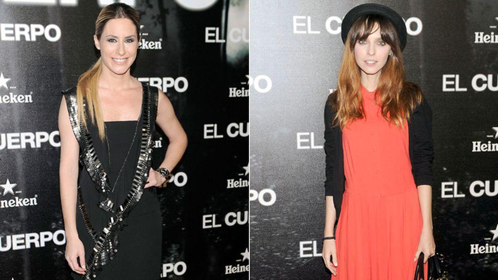 Ainhoa Urbizu y Leticia Dolera, fieles a su estilo