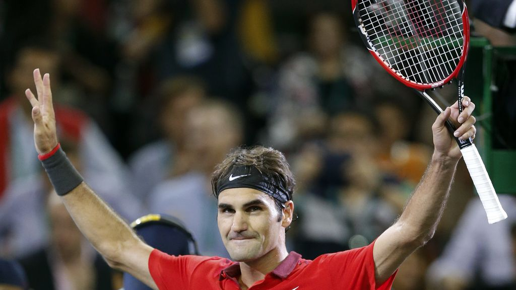 7. Roger Federer (45.1 millones de euros)