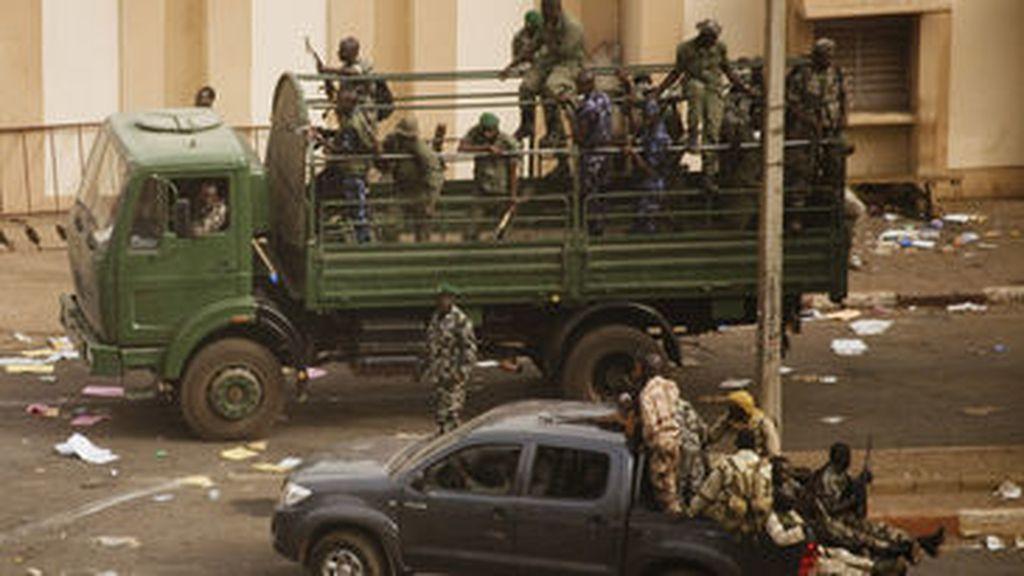 Tropas en Mali